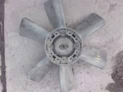 Вентилятор охлаждения радиатора. Isuzu Forward Двигатель 6BG1