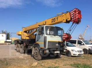 МАЗ Галичанин. Распродажа! Автокран 25 тонн в Керчи, 24 000 куб. см., 25 000 кг., 22 м.