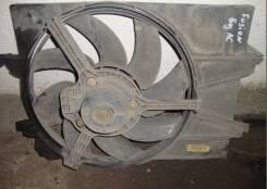 Вентилятор охлаждения радиатора. Ford Fusion