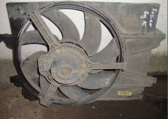 Вентилятор охлаждения радиатора. Ford Fiesta, CBK Ford Fusion, CBK