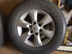 Bridgestone Dueler H/T D840. Летние, износ: 20%, 4 шт. Под заказ