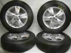 Колёса 215/65R16 Toyota Rush(Daihatsu Be-Go). 6.0x16 5x114.30 ET50