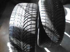 Michelin Latitude Alpin LA2. Зимние, без шипов, 2013 год, износ: 20%, 2 шт
