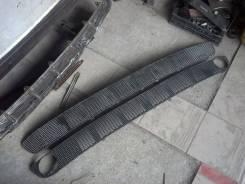 Решетка бамперная. Nissan Almera, N16, N16E