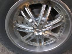 Продам колеса налитье. 9.5x20 4x139.70 ET10 ЦО 110,0мм.