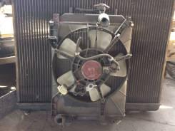 Радиатор охлаждения двигателя. Daihatsu Mira