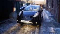 Nissan Leaf. автомат, передний, электричество, 30 000 тыс. км