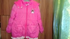 Пальто. Рост: 98-104 см