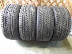 Pirelli Scorpion Winter. Зимние, без шипов, 2012 год, износ: 5%, 2 шт