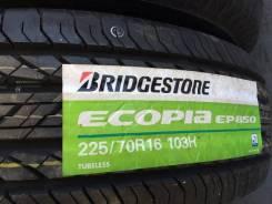 Bridgestone Ecopia. Летние, 2014 год, без износа, 4 шт