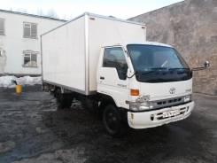 Toyota Toyoace. Продается фургон Toyota ToyoAce 1996 г. в Петропавловске-Камчатском, 4 100 куб. см., 3 000 кг.