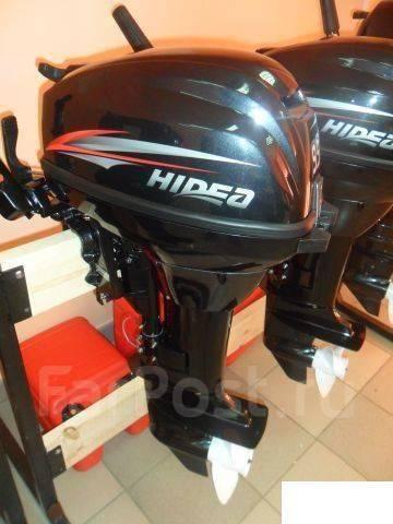 Hidea. 9,90л.с., 2-тактный, бензиновый, нога S (381 мм), Год: 2017 год