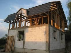 Карсксное, монолитное строительство домов + отделка под ключ