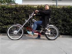 Электровелосипед Харлей. Под заказ