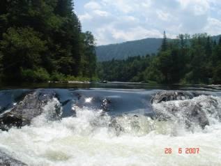 Организуем сплав с рыбалкой по рекам Арму, Обильная, Валинку