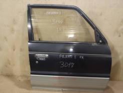 Дверь боковая. Mitsubishi D Mitsubishi Pajero