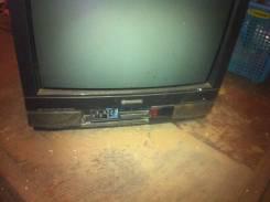 Два телевизора в непонятном состоянии на зап. части. CRT (ЭЛТ)