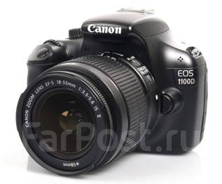 Canon EOS 1100D. 15 - 19.9 Мп, зум: 14х и более