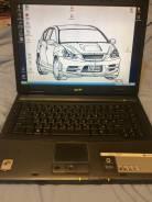 "Acer Extensa 5220. 15.6"", 1,7ГГц, ОЗУ 1024 Мб, диск 160 Гб, WiFi, Bluetooth, аккумулятор на 2 ч."