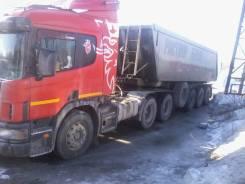 Scania. Продается сцепка Скания и самасвальный пприцеп Кемпф алюминий, 2 000 куб. см., 10 000 кг.