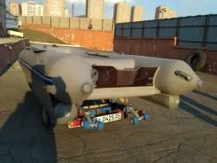 Ротан. Год: 2012 год, длина 4,20м., двигатель подвесной, 40,00л.с., бензин