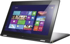 "Lenovo IdeaPad Yoga 13. 13.3"", 2,5ГГц, ОЗУ 8192 МБ и больше, диск 128 Гб, WiFi, Bluetooth, аккумулятор на 4 ч."