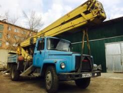 ГАЗ 3307. Отличная Автовышка ГАЗ -3307, 18 м.