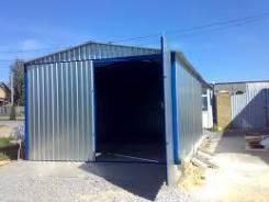 Построим гараж. улица Автотранспортная 39, р-н железнодорожный, 1 кв.м., электричество
