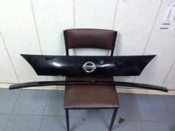 Вставка багажника. Nissan Wingroad, WPY11, WHY11, WRY11, WFY11, WHNY11 Двигатели: QG15DE, SR20VE, QR20DE, QG18DE