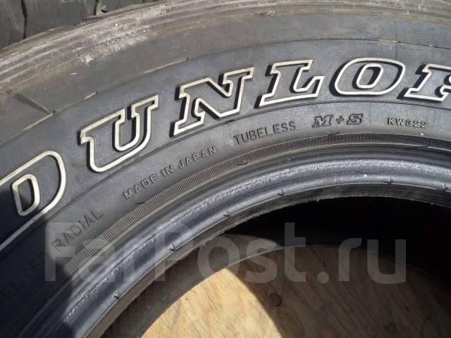 Dunlop Grandtrek AT22. Летние, 2008 год, износ: 50%, 2 шт