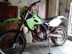 Kawasaki KLX. исправен, птс, с пробегом