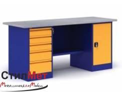 Верстак металлический ВП-4 Габаритные размеры:1900х685х860 в наличии на складе