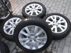 Mazda. 6.5x16, 5x114.30, ET52.5, ЦО 66,0мм.