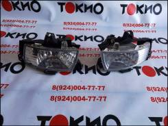 Фара противотуманная. Toyota: Wish, Alphard, Verso, Isis, Vellfire, Corolla Fielder, Estima, Corolla Spacio