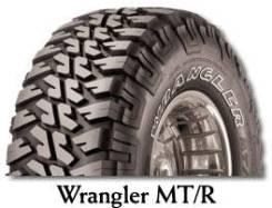 Goodyear Wrangler MT/R. Грязь MT, без износа, 4 шт