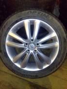 """Продам родные летние колёса на дисках 18"""" с IX 35. 6.5x18 5x114.30 ET48 ЦО 67,1мм. Под заказ"""