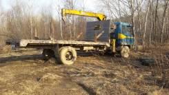 Mitsubishi Fuso Fighter. Продам грузовик с краном без документов, 6 500 куб. см., 5 000 кг.