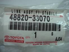 Тяга стабилизатора поперечной устойчивости. Toyota Camry / Aurion, ACV40 Toyota Aurion, ACV40, GSV40 Toyota Camry, ACV40, GSV40 Двигатели: 2AZFE, 2GRF...