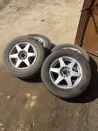 Bridgestone FEID. 6.0x15, 5x100.00, 5x114.30, ET45, ЦО 70,0мм.