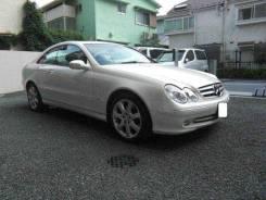 Mercedes-Benz CLK-Class. автомат, задний, 3.2, бензин, б/п, нет птс. Под заказ