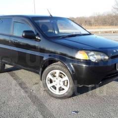 Honda HR-V. вариатор, передний, 1.6 (105 л.с.), бензин, 190 000 тыс. км