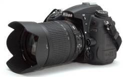 Nikon D7000 Kit. 20 и более Мп, зум: 14х и более