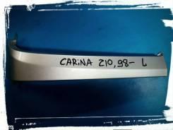 Планка под фонарь. Toyota Carina, AT210, AT211, AT212, ST215, CT210, CT211, CT216 Двигатели: 4AGE, 2CT, 3SFE, 7AFE, 3CTE, 5AFE