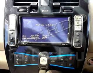 Nissan LEAF загрузочная SD карта