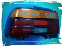 Стоп-сигнал. Toyota Corolla, AE104, CE100, AE100G, CE104, AE101, AE102, AE100, EE101 Двигатели: 5AFE, 4AF, 4EFE, 7AFE, 4AFE, 2E, 2C, 4AGE
