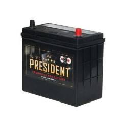 President. 59 А.ч., правое крепление, производство Корея
