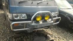 Бампер. Mitsubishi Delica Star Wagon, P05W, P03W, P24W, P35W, P25W Mitsubishi Delica, P25W, P35W Двигатель 4D56