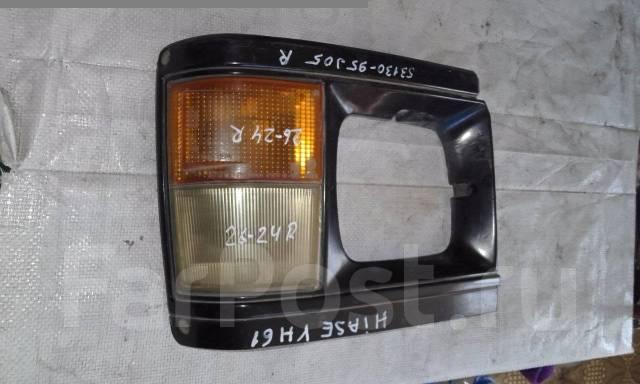 Корпус фары. Toyota Hiace, YH53V, LH71G, YH62V, LH71V, LH56V, YH60V, YH71B, YH63V, YH63B, LH61G, YH61G, LH50B, LH66V, LH61VH, YH61B, YH63, YH56V, LH51...