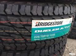 Bridgestone Dueler A/T 697. Летние, 2012 год, без износа, 2 шт. Под заказ