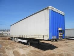 Krone SD. Полуприцеп шторный , 33 900 кг.